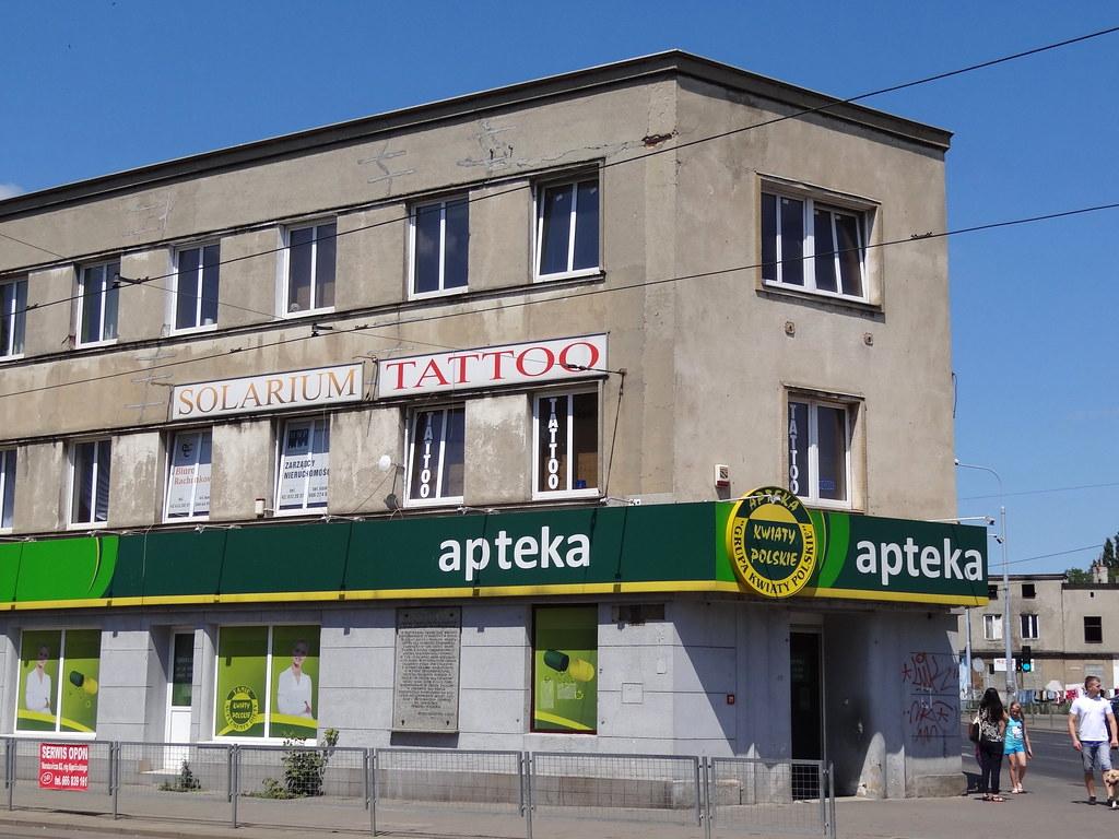 1 Limanowskiego St Former Gestapo Headquarters In Litzm Flickr