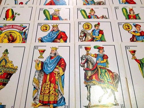 Spanish playing cards | by NunoRibeiro