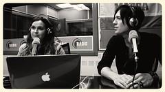 Estudios de RADIO MARCA. Por PETER FI