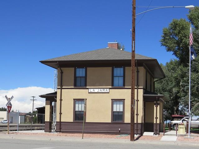 La Jara Station