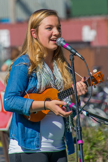 Kiley At Willy St Festival
