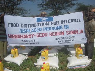 Garbaharay food distribution _1 | by HIRDA Somalia