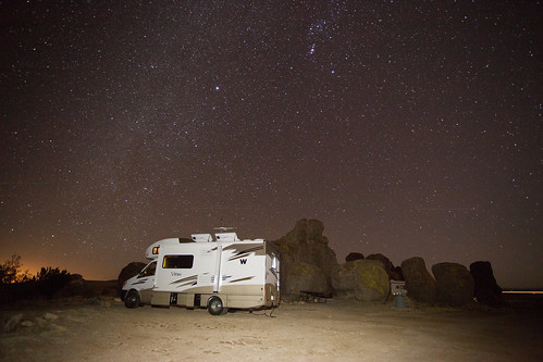Under The Stars In The RV | by Duncan Rawlinson - Duncan.co