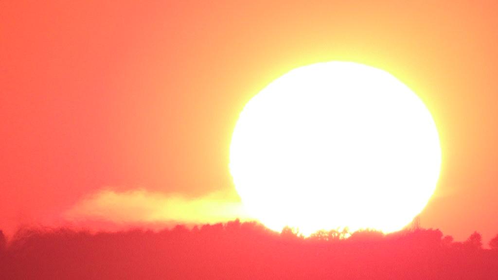 Sonnenglut zündet den Himmel an, bei Sorgen und Hitze kommt der Untergang, wo die Sinne im nichts verschwinden und Träume im Labyrinth enden, kommt  mein brennendes Verlangen nach Eis in der drückenden Hitze  00086