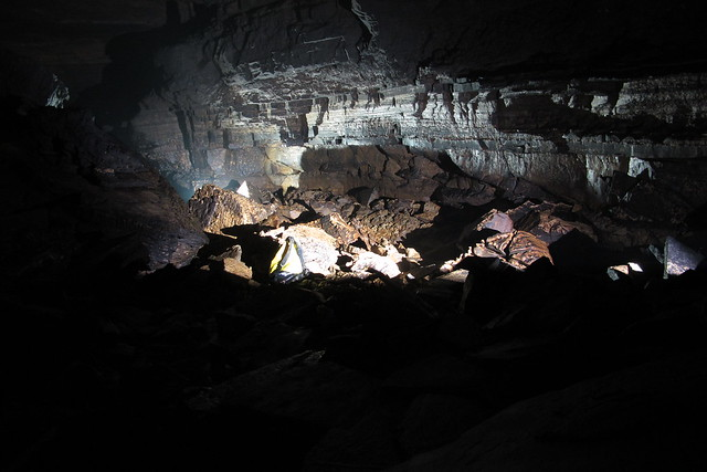 Blowing Hole Cave