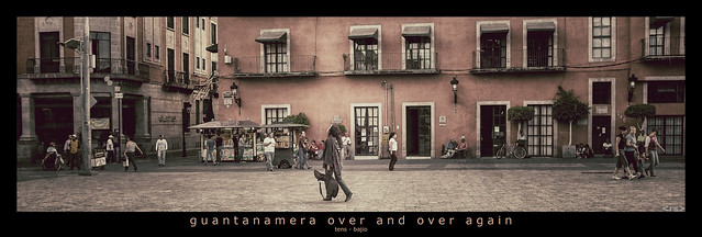 guantanamera over and over again (a)