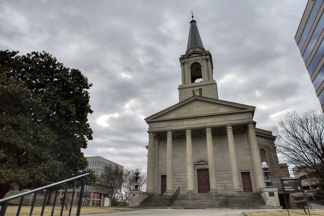 First Baptist Church, Knoxville, Tennessee