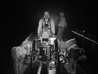 This Is WILD Overlooking the Monocacy River In The Darkness! | by woofdriver