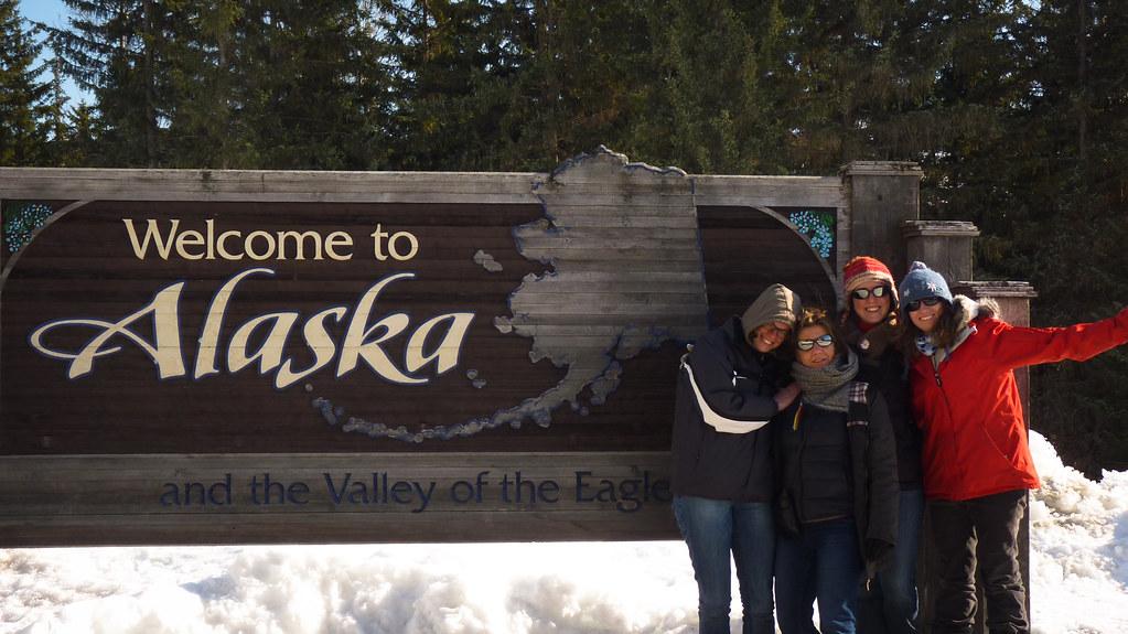 "Alaska - ""The last frontier"""