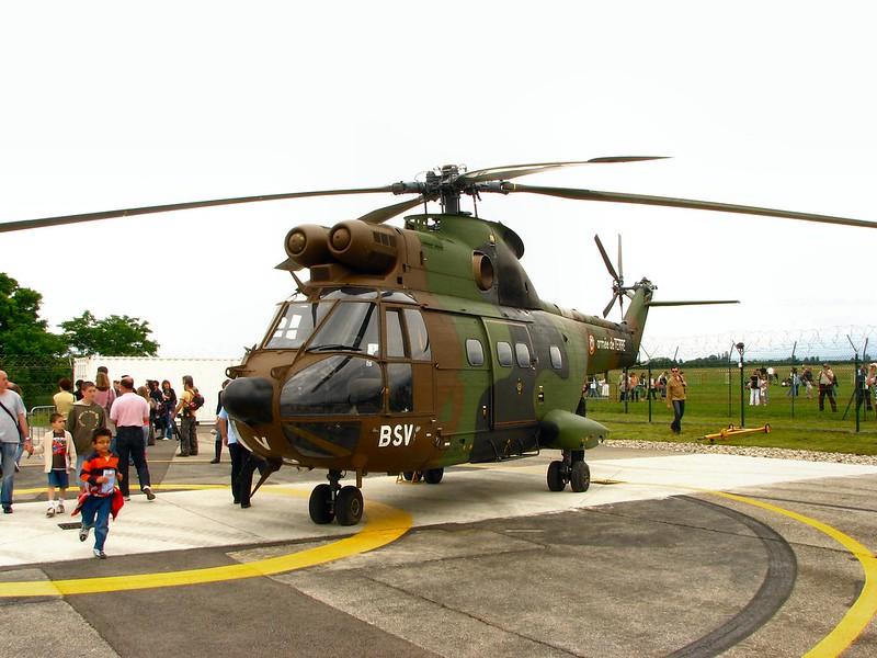 Aerospatiale SA330B Puma 1