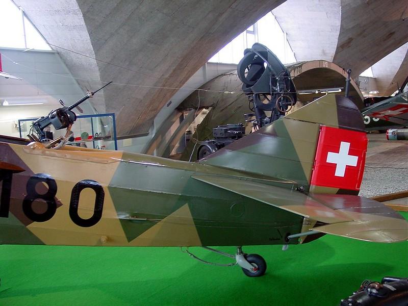 Fokker C.X 8