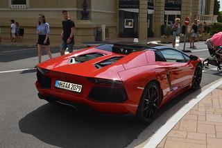 HH-AA2079(D) Lamborghini Aventador LP700-4 Roadster