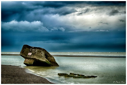 Bunker en Baie de Somme | by PhotoRico (FR)