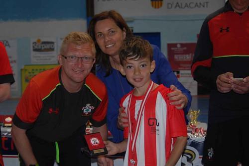 Entrega Trofeos Inglés & Fútbol con el Sourthampton FC Semana Santa 2017 | by blueelephantroom