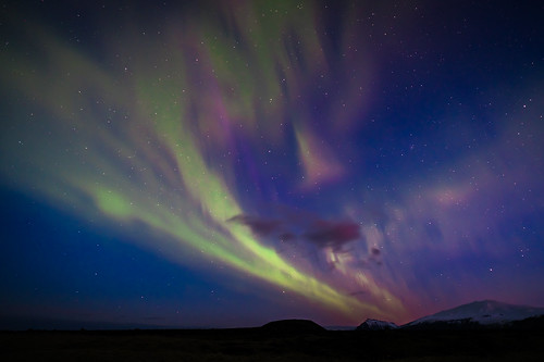 The Northern Lights - Iceland - Travel photography | by Giuseppe Milo (www.pixael.com)