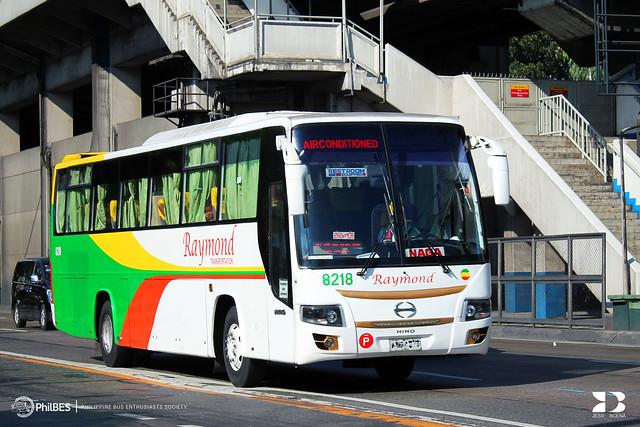 Raymond Transportation - 8218