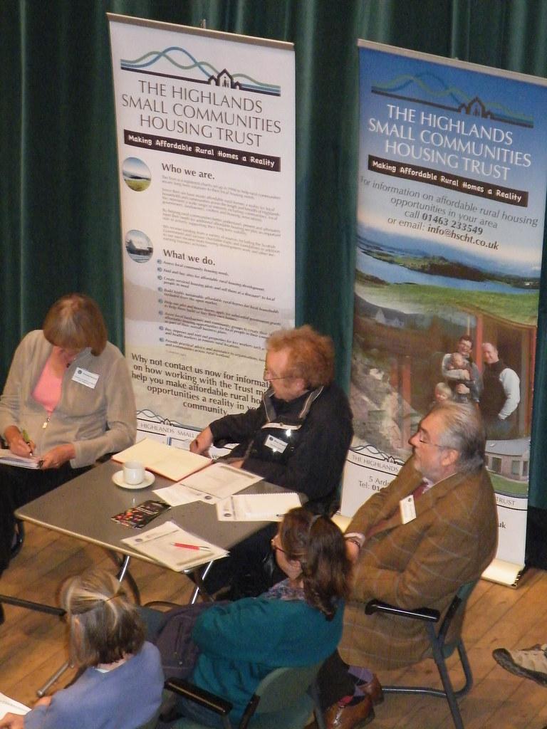 Snrn Rural Community Ownership Event Delegates At Communit Flickr