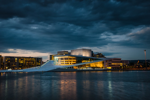 Oslo Opera House | by howardignatius
