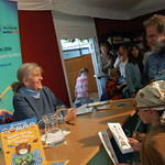Aileen Paterson book signing |