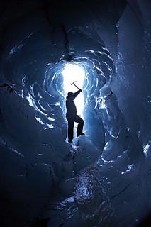 Glacier Hiking -Blue Ice 1