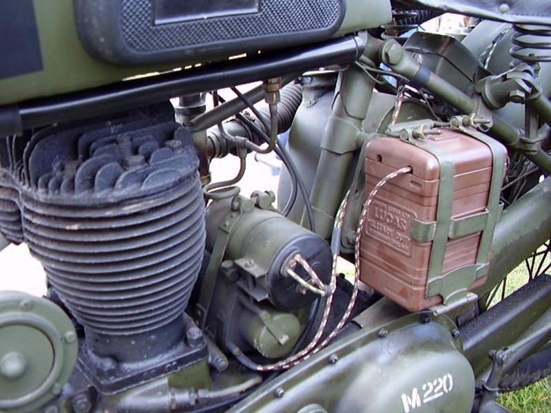 BSA M20 (7)