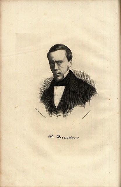 AlexandreHerculano, 1859   portuguese writer
