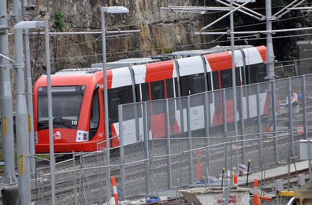 Dulwich Hill Light Rail Extension - Mini Update - 6 February 2014 (10)