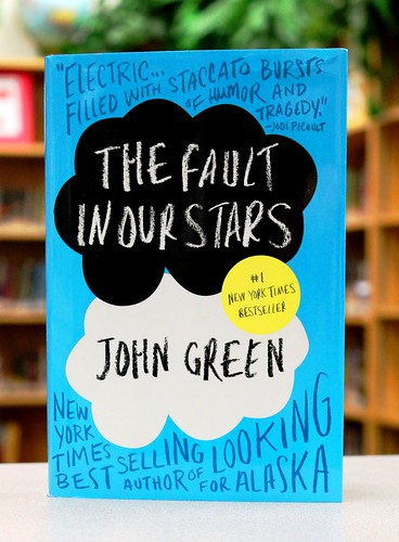 The Fault in Our Stars   by Vernon Barford School Library
