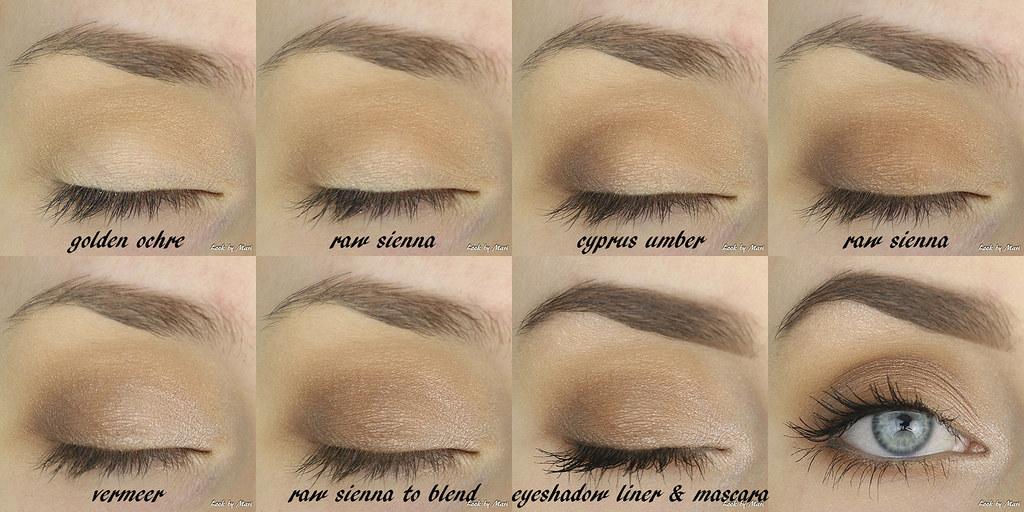 ... 5 soft brown eye makeup tutorial for blue eyes easy for beginners | by lookbymari