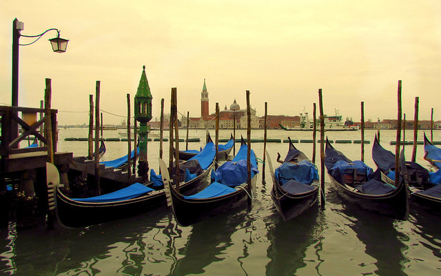 Venezia, il Carnevale è finito ...