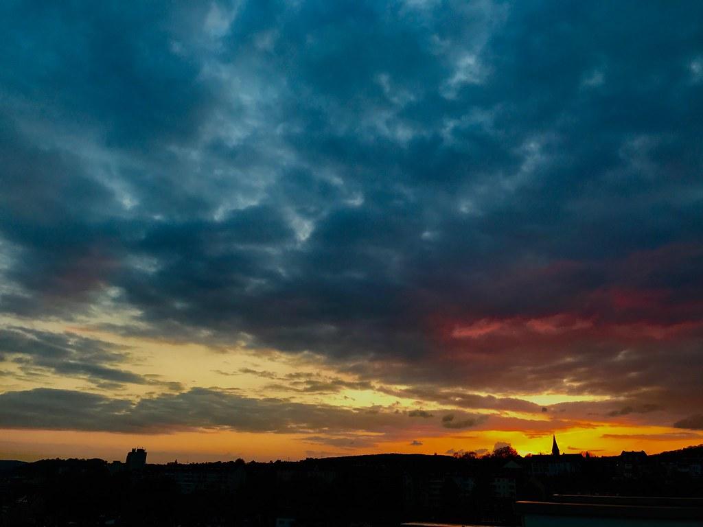 2017_04_13_Wuppertal_Sonnenuntergang_Sunset