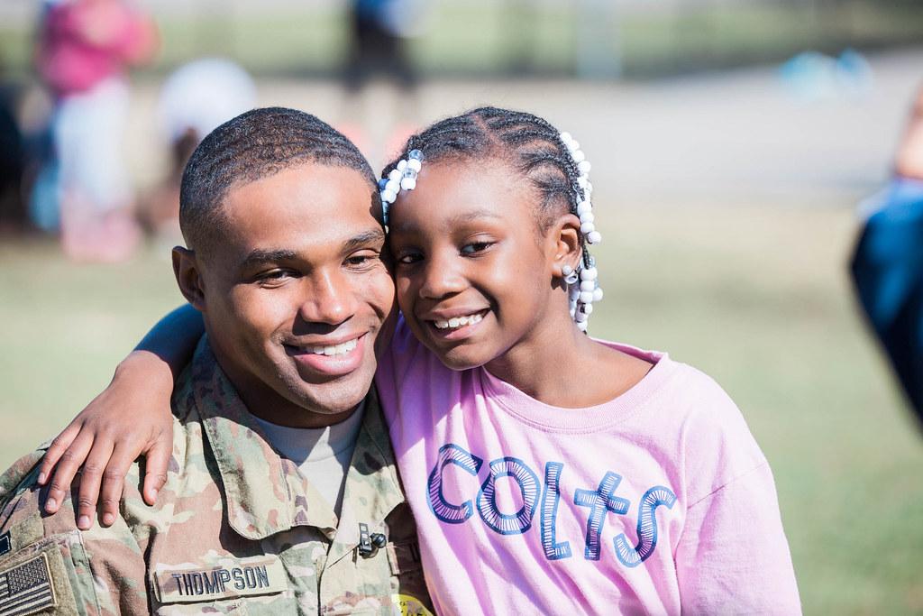 Catawba Trail Elementary Military Surprise | Catawba Trail E… | Flickr