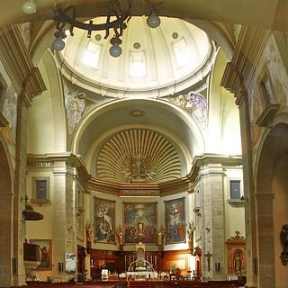Església de  les Borges Blanques