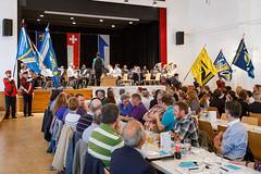 Delegiertenversammlung 2017 (Bilder des ZBV)
