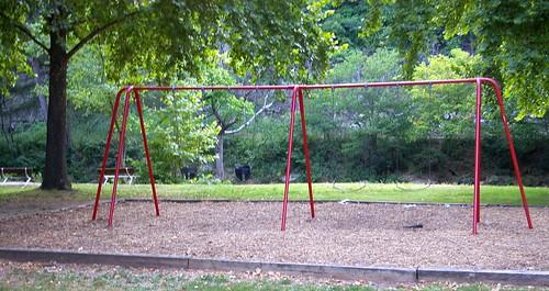 usa landscapes swings parks missouri northamerica wallpapers ozarks playgrounds stateparks roaringriverstatepark