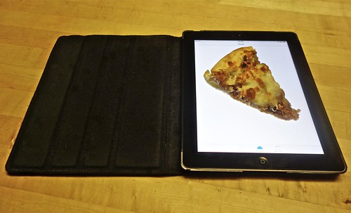 Someone Put Pizza on My iPad