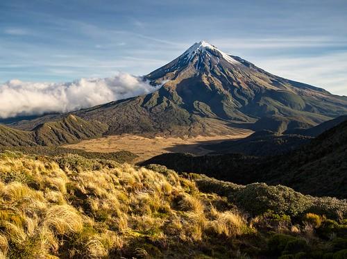 newzealand northisland taranaki mounttaranaki mountegmont egmontnationalpark pouakaicircuit pouakairange