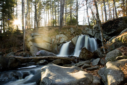 thanksgiving sunset fall forest canon river waterfall stream autum massachusetts newengland falls brook ashby 1dsmarkii stateforest 24105l trapfalls willardbrookstateforest trapfallbrook