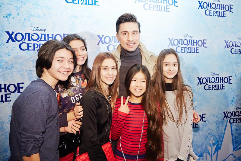 FROZEN_Moscow Premiere_Dima Bilan_2