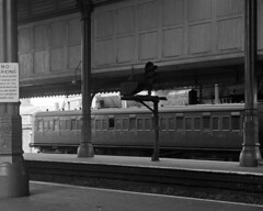 Coach S971S at Brighton - Ian Nolan - Nov 1961