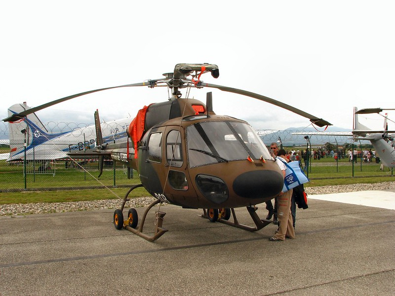 Aerospatiale AS555UN 2