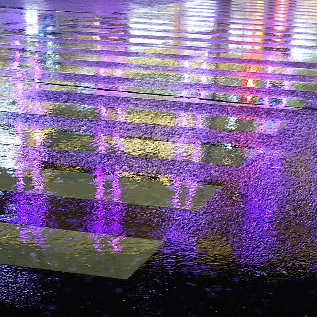 水様=Appearance of water-141/Stripe in the rain