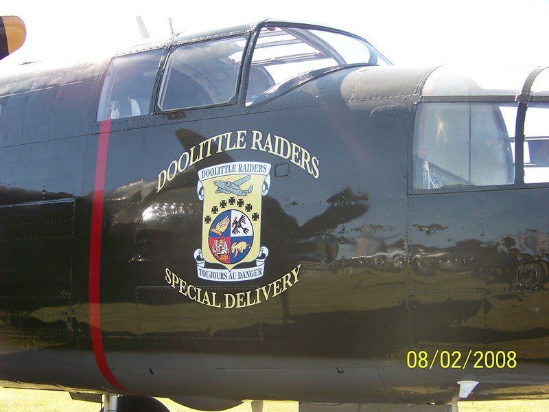 North American B-25 Mitchell 6