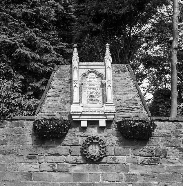FILM - War memorial