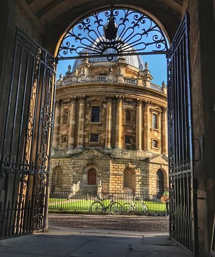 Oxford in the sun...
