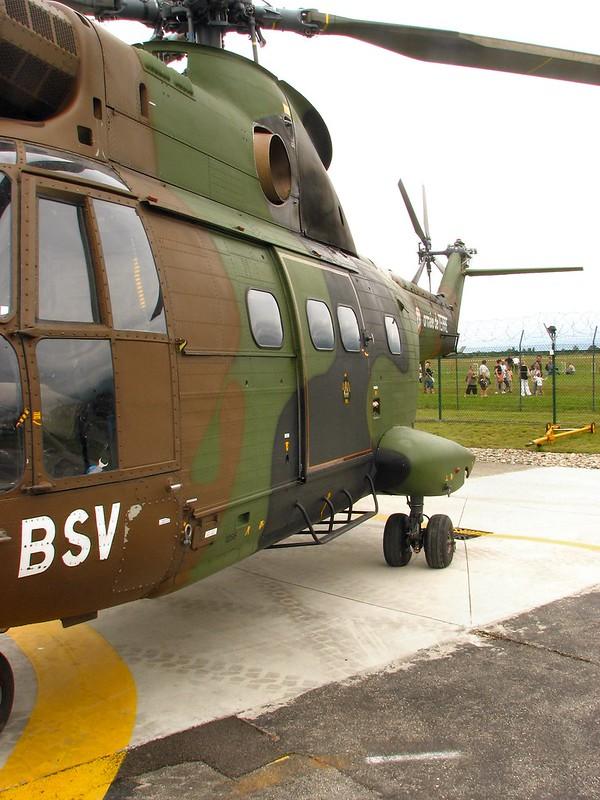Aerospatiale SA330B Puma 4