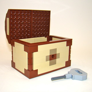 LEGO Treasure Box | by the brick collectors