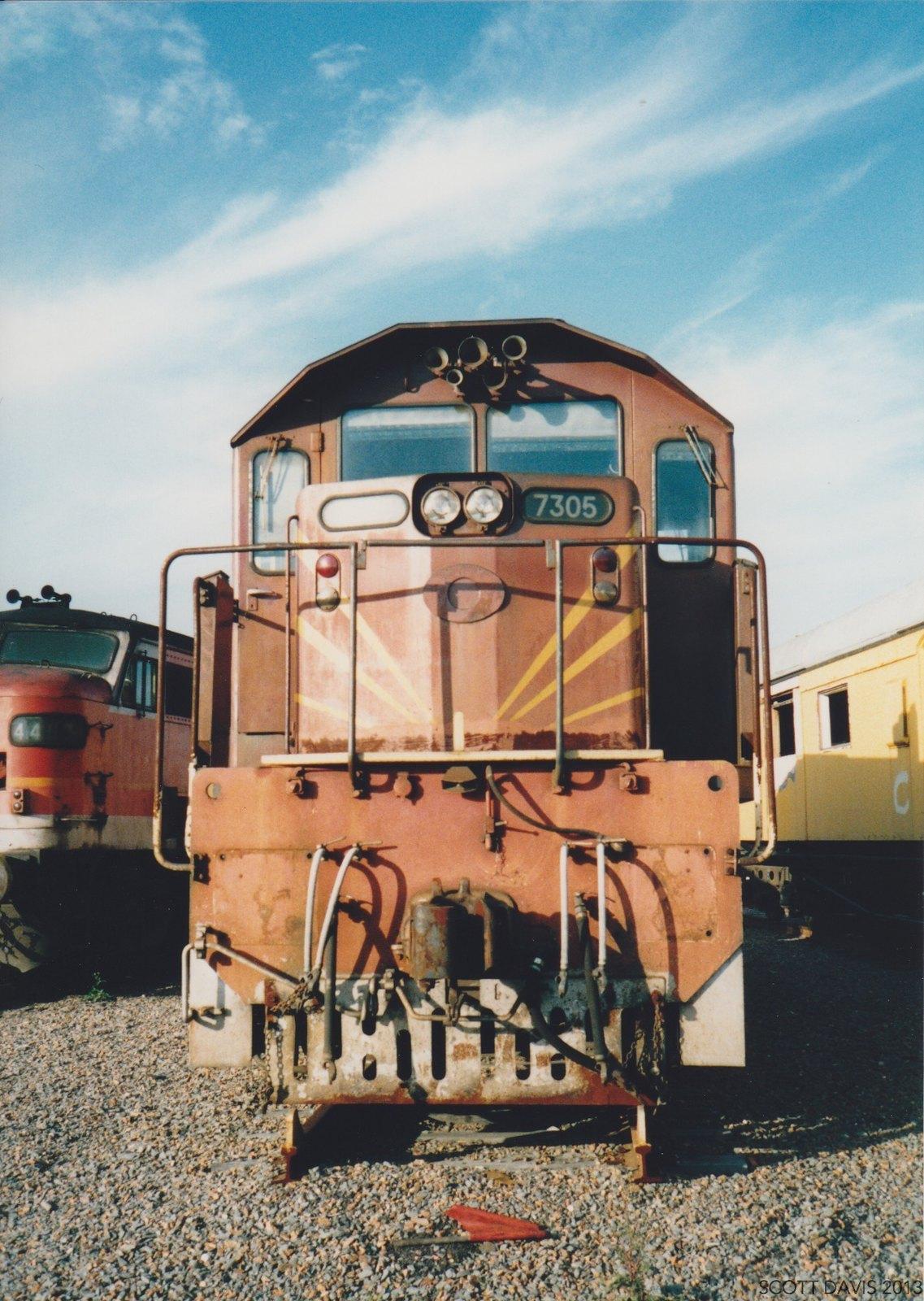 Broadmeadow loco 90_ 40 by Scott D