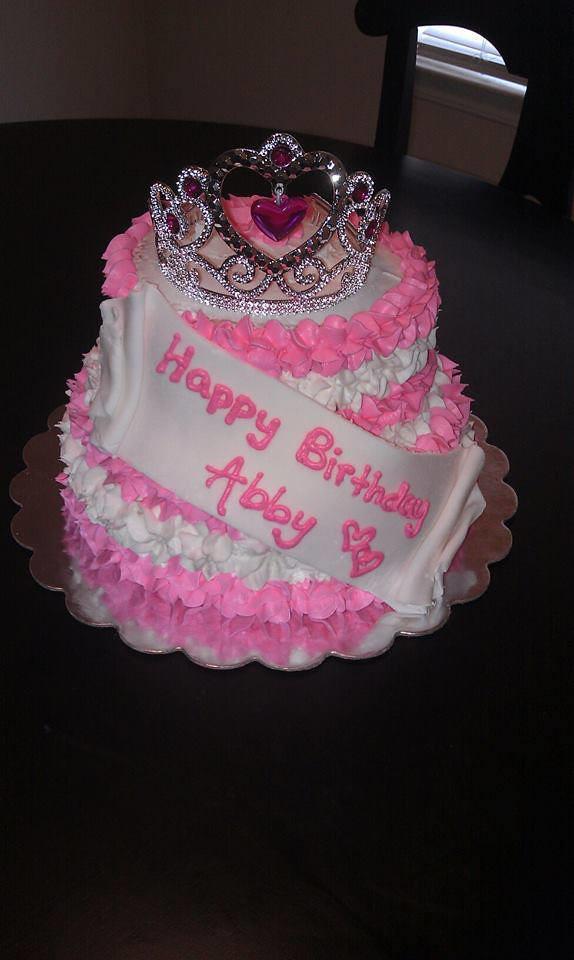 Enjoyable Princess Cake By Amanda El Paso Tx Birthdaycakes4Fr Flickr Personalised Birthday Cards Vishlily Jamesorg