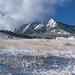Clearing Spring Storm, Flatiron Mountain, Chautauqua Park